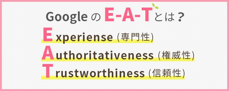 コンテンツSEOでは文字数がいくつ必要なのか、E-A-Tから考える